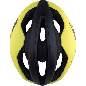 HJC Valeco Road Fietshelm, matt gloss yellow black